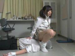 คลิปโป๊ญี่ปุ่น18+ เลียหีนักเรียน ม.ต้น กินหีเด็กน้อย ดูดเม็ดแตดเสียงดังจ๊วบๆฟินฝุดๆ กำลังแตกเนื้อสาวหีหวานแน่เลย