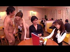 xxx japan ร้านบุฟเฟ่สายหื่น กิน ปี้ เย็ดหี เสร็จในร้านเดียวสะดวกดีจังแหะ