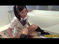 คลิปโป๊  นักศึกษาสาวสวย ขายตัวหาค่าเทอม น่ารักมากเลย  หุ่นน่าเอาทำเมียจัดเลย