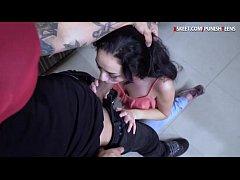 หนังโป๊ซาดิสจับเมียเย็ดปาก เย็ดในห้องครัวอุ้มเย็ดหีอย่างโหด