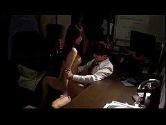 หนังโป๊จับสาวพนักงานเย็ดคาออฟฟิตนั่งขย่มควยคาเก้าอี้ทำงานร้องอย่างเสียว